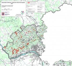 Entwurf 2013 Karte 1 - Sachlicher Teilplan Erneuerbare Energien