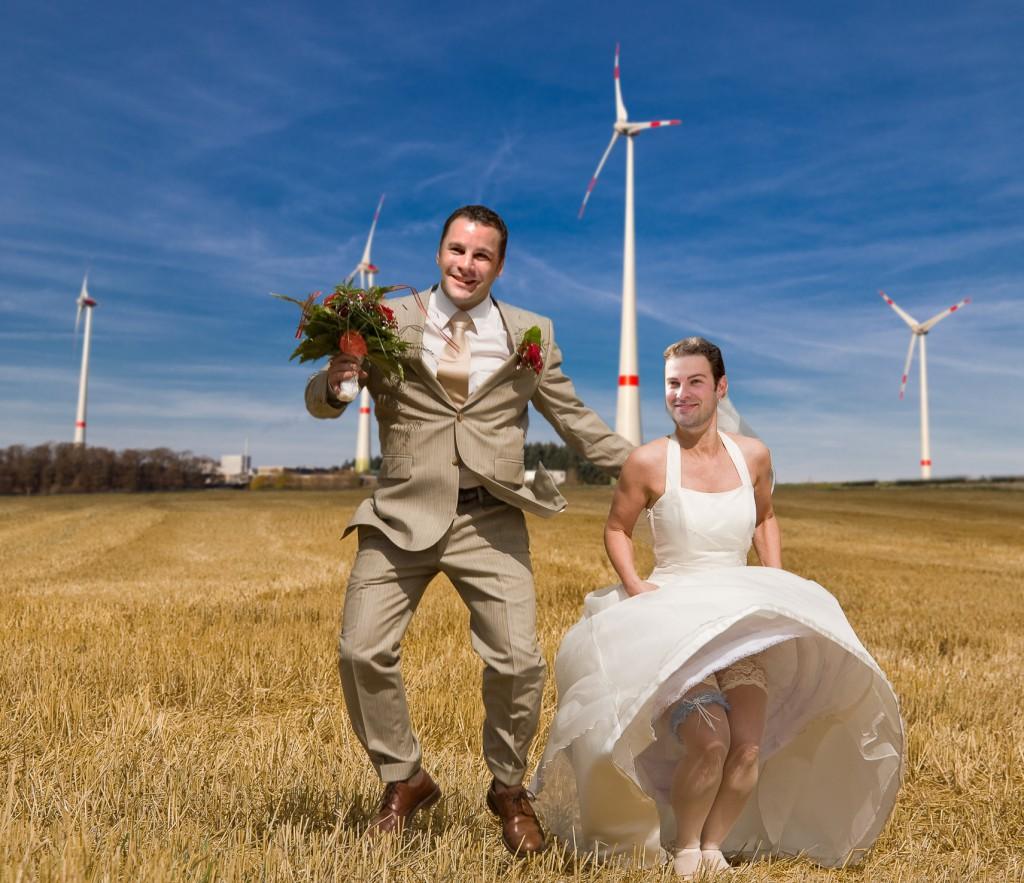 Brautpaar Zehner - Gerich